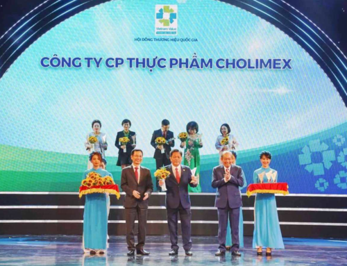 Cholimex Food honored as Vietnam National Brand 2020